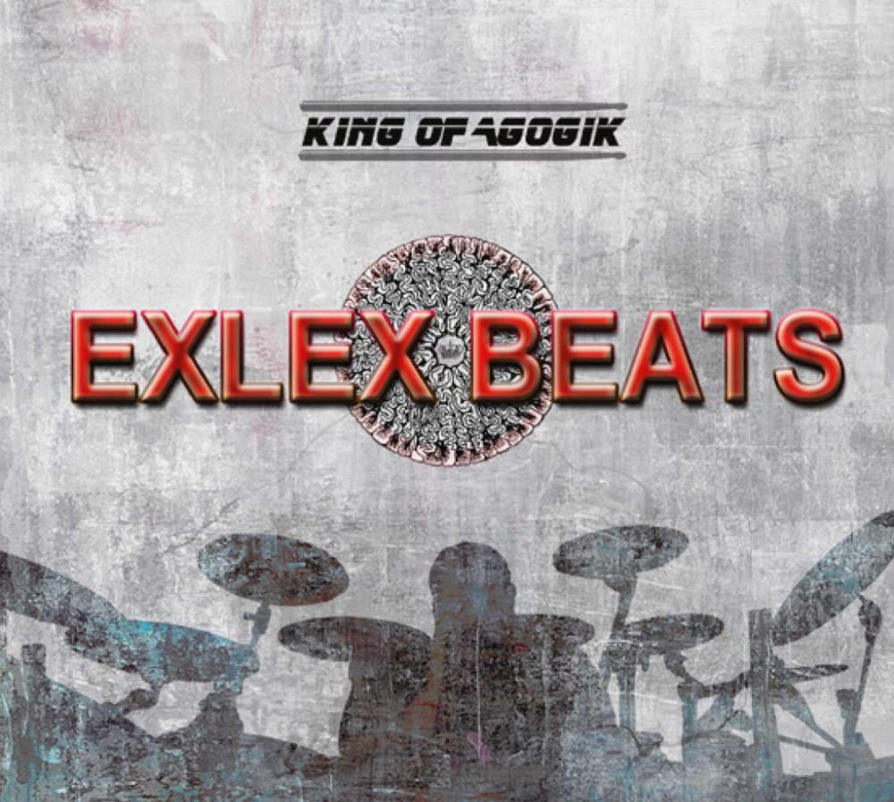 Exlex Beats by KING OF AGOGIK album cover