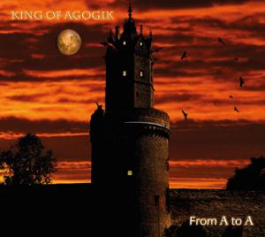 From A to A by KING OF AGOGIK album cover
