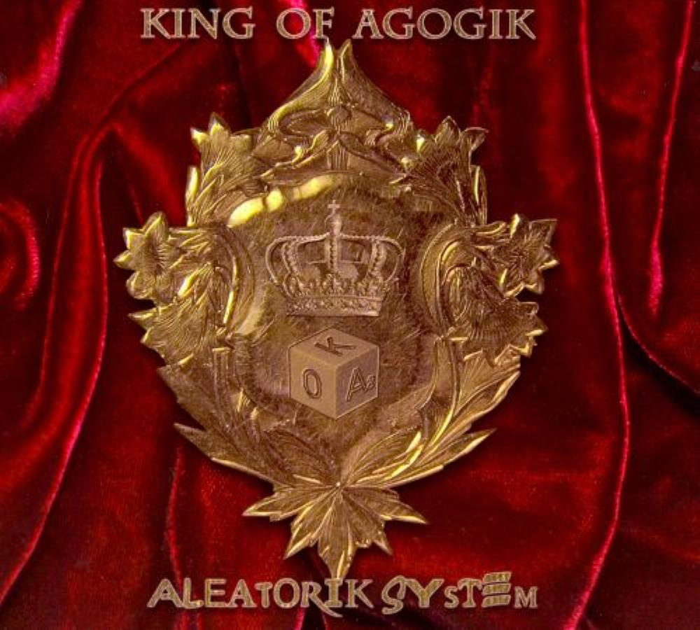 Aleatorik System by KING OF AGOGIK album cover