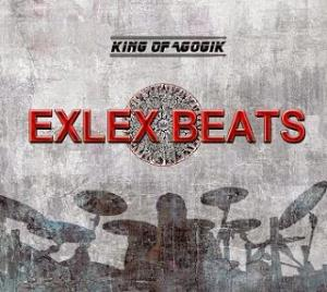 King of Agogik Exlex Beats album cover