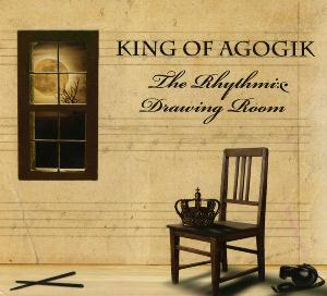 The Rhythmic Drawing Room by KING OF AGOGIK album cover
