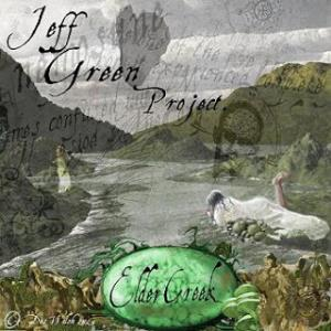 Jeff Green - Elder Creek CD (album) cover