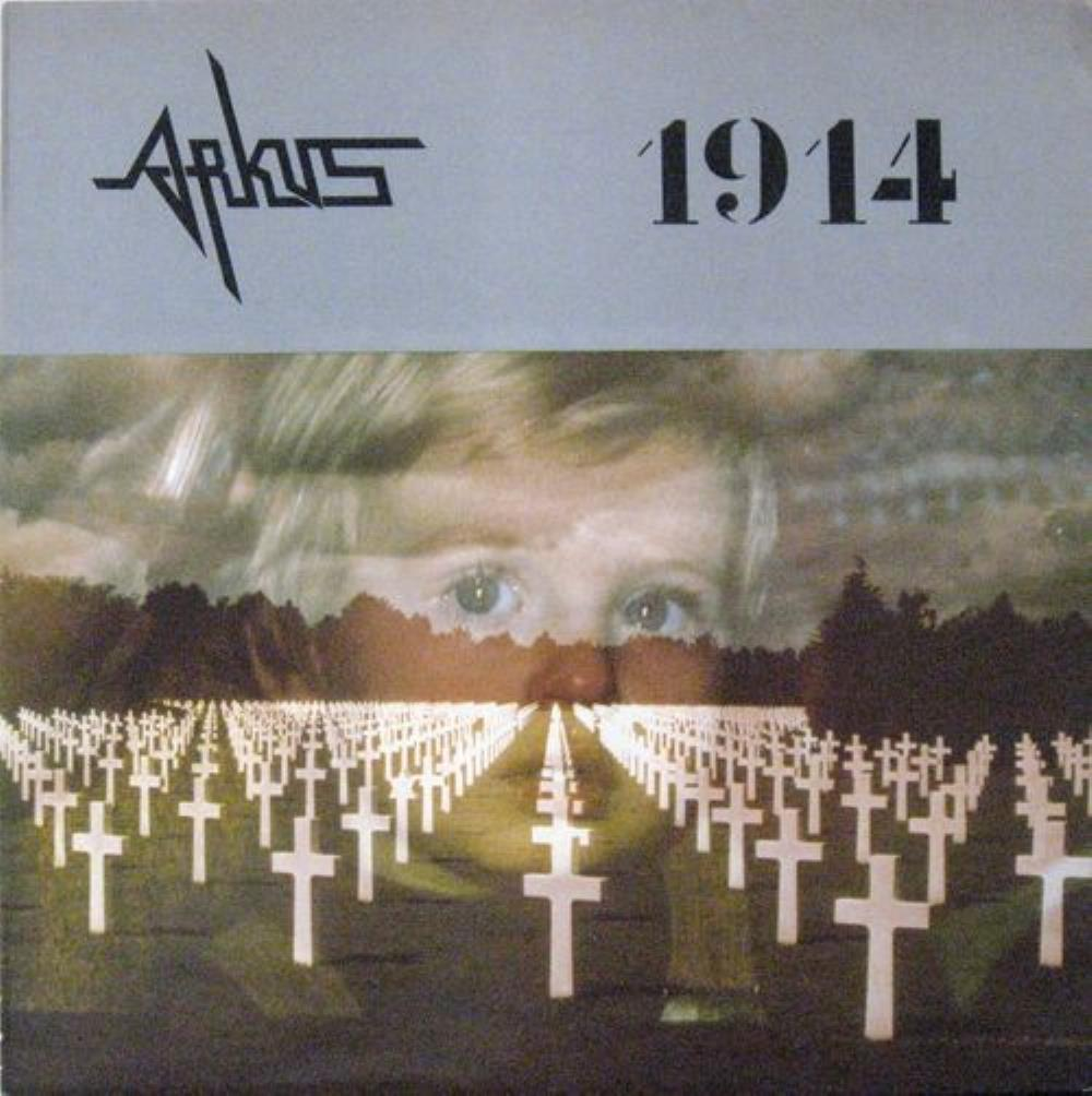 1914 by ARKUS album cover
