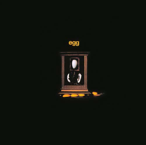 Egg - Egg CD (album) cover