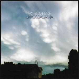 Ukkossalama by EKTROVERDE album cover