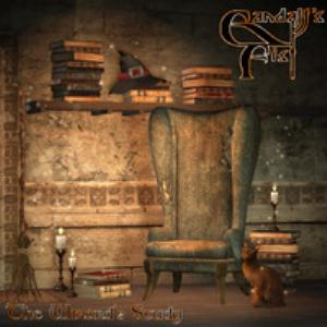 The Wizard's Study by GANDALF'S FIST album cover
