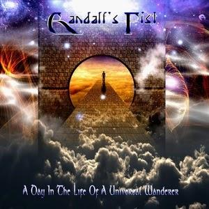 A Day in the Life of a Universal Wanderer by GANDALF'S FIST album cover