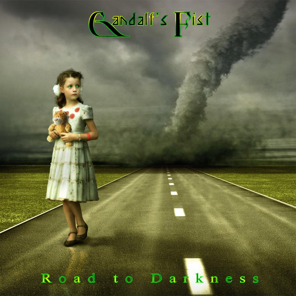 Gandalf's Fist - Road To Darkness CD (album) cover