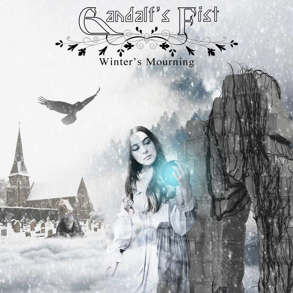 Winter's Mourning by GANDALF'S FIST album cover