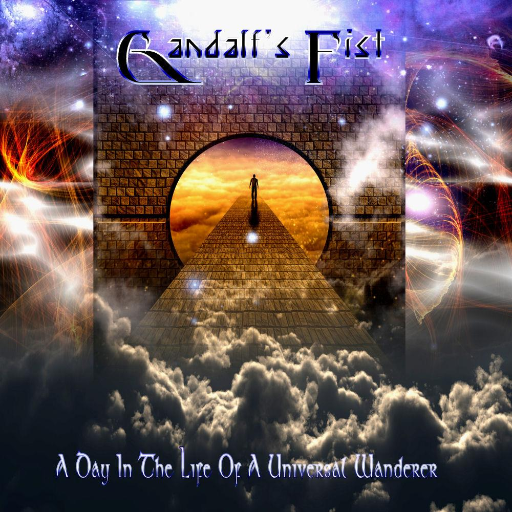 Gandalf's Fist - A Day In The Life Of A Universal Wanderer CD (album) cover