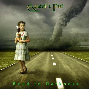 Road To Darkness by GANDALF'S FIST album cover