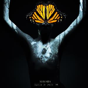 Mavara - Season of Salvation CD (album) cover