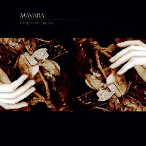 Forgotten Inside by MAVARA album cover