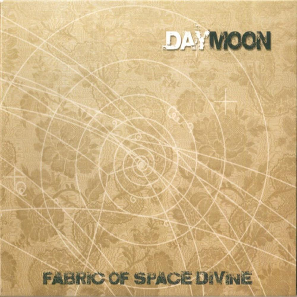 Daymoon - Fabric Of Space Divine CD (album) cover