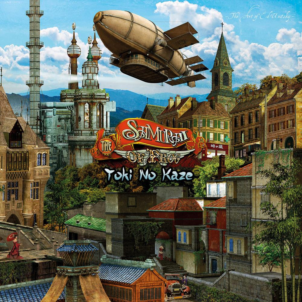 Toki No Kaze by SAMURAI OF PROG, THE album cover