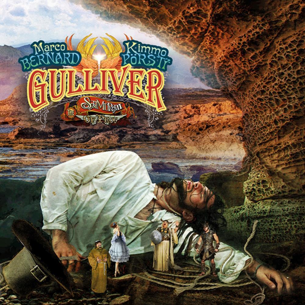 Bernard & Pörsti: Gulliver by SAMURAI OF PROG, THE album cover