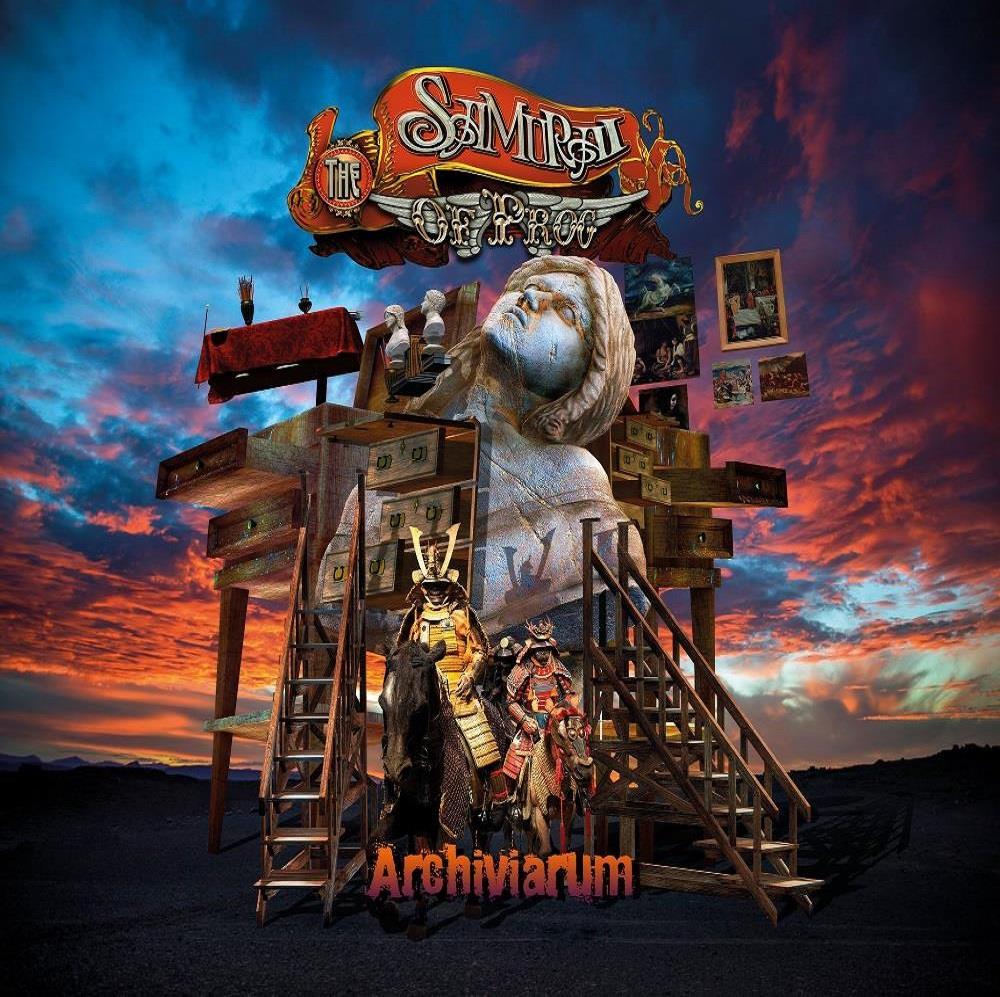 Archiviarum by SAMURAI OF PROG, THE album cover