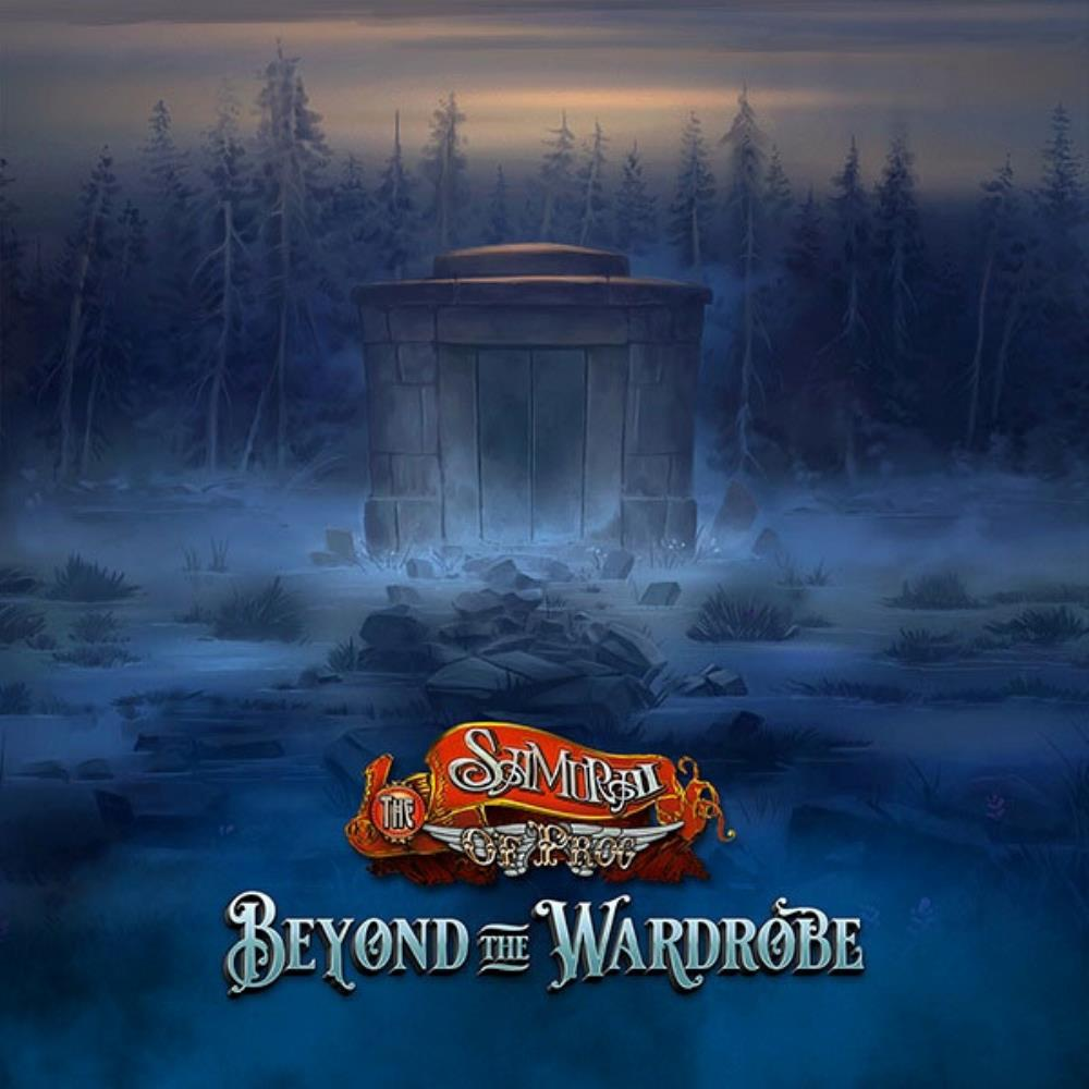 Beyond the Wardrobe by SAMURAI OF PROG, THE album cover