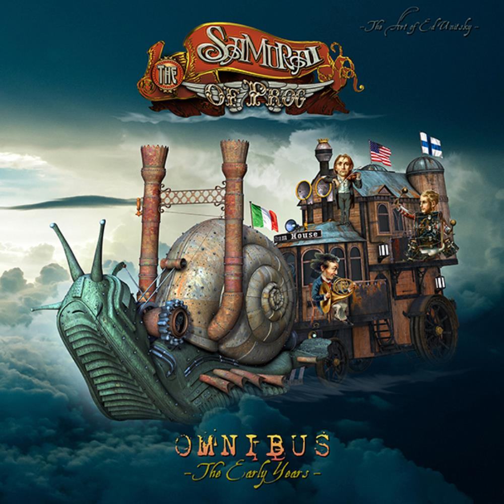 Omnibus - The Early Years by SAMURAI OF PROG, THE album cover