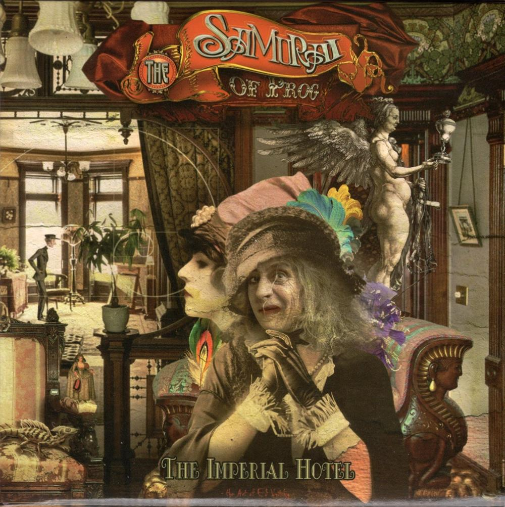 The Imperial Hotel by SAMURAI OF PROG, THE album cover