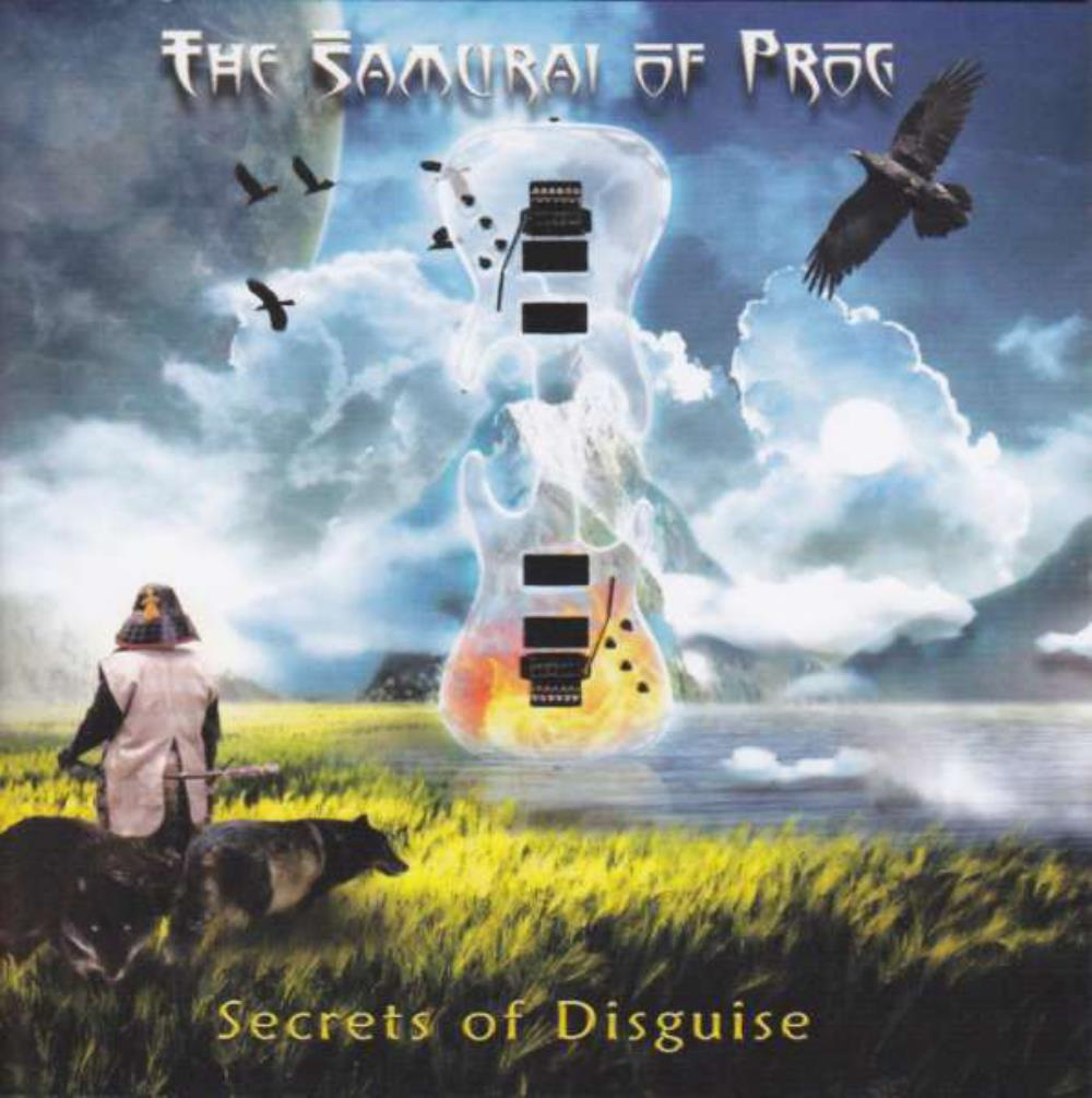 The Samurai Of Prog Secrets Of Disguise album cover