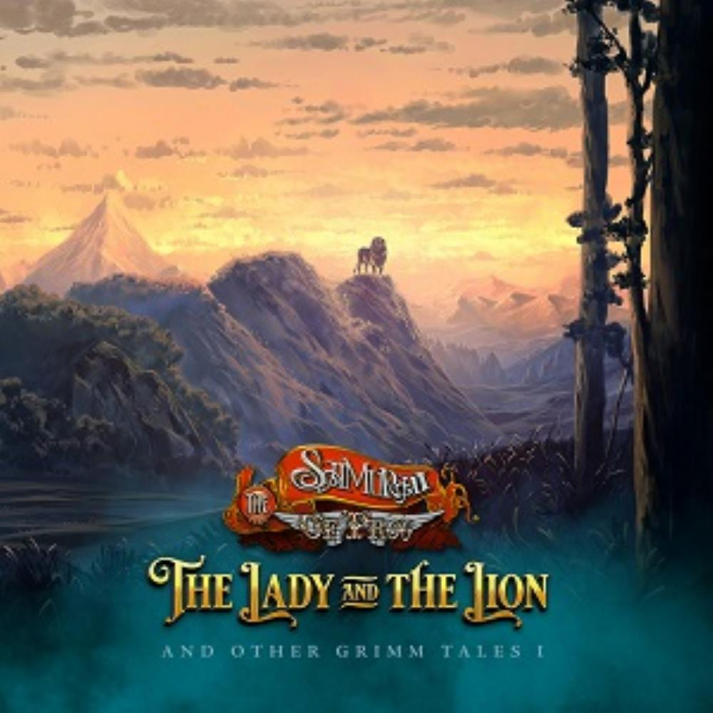 The Lady and The Lion and Other Grimm Tales I by SAMURAI OF PROG, THE album cover