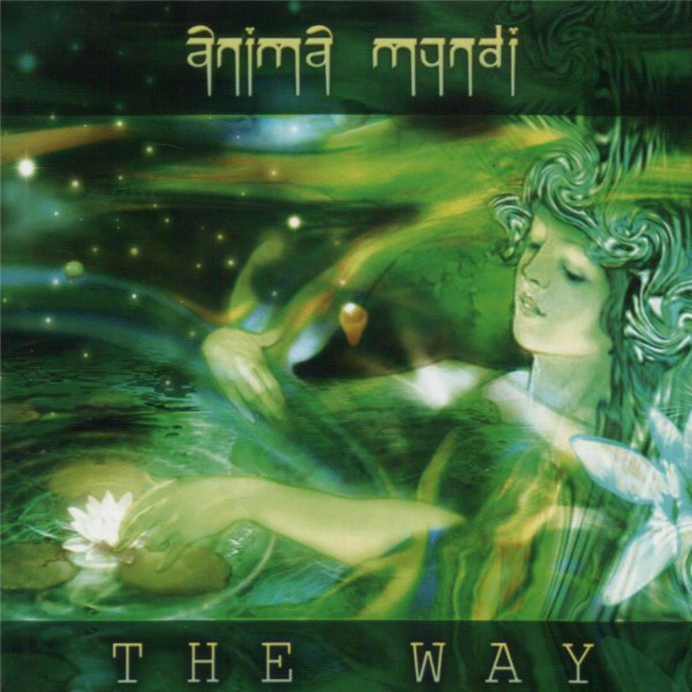 Anima Mundi - The Way CD (album) cover
