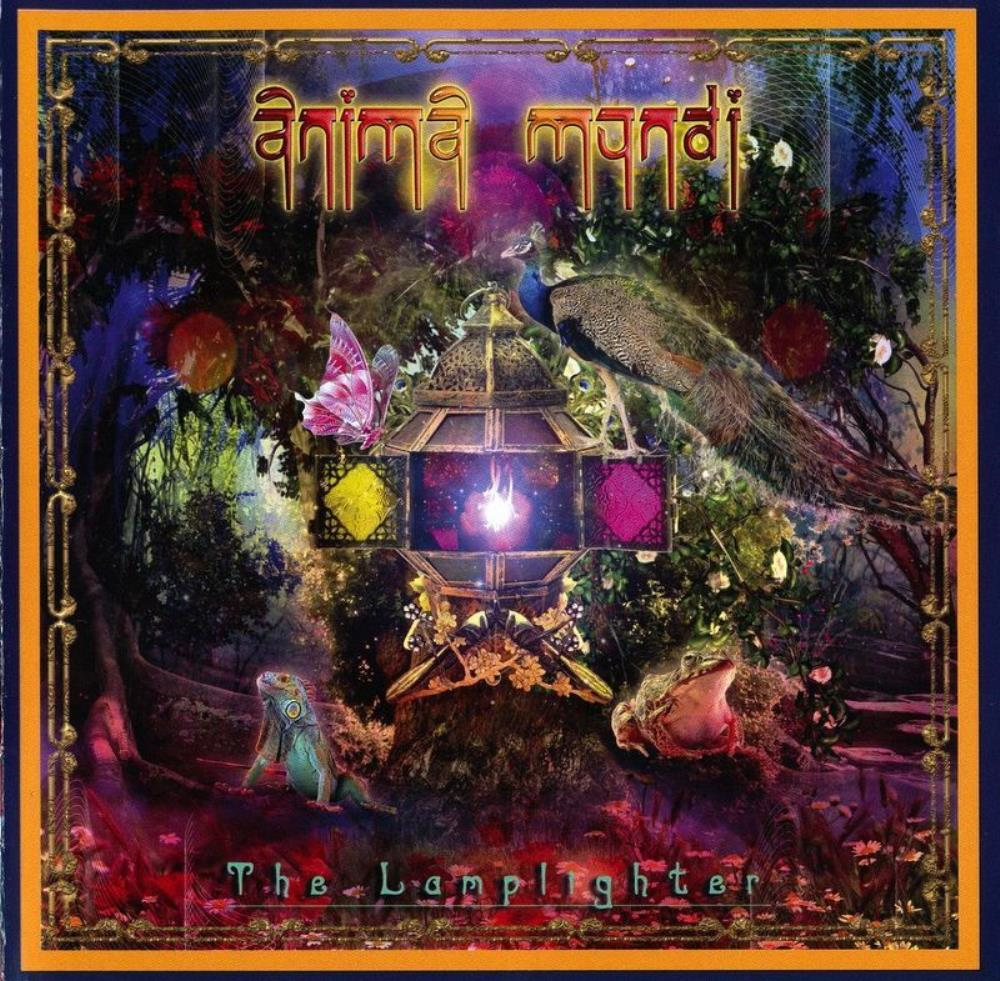 Anima Mundi - The Lamplighter CD (album) cover
