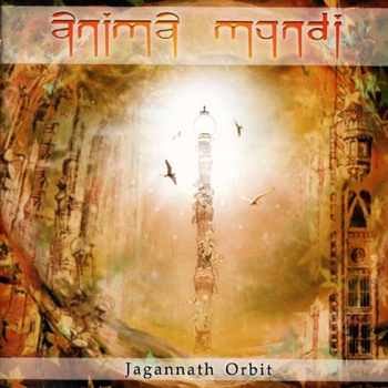Anima Mundi Jagannath Orbit album cover