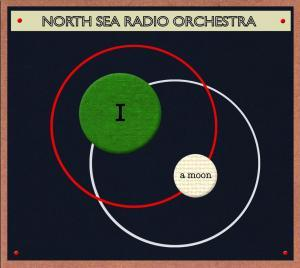 North Sea Radio Orchestra - I a moon CD (album) cover