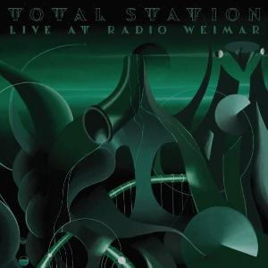 Live At Radio Weimar by TOTAL STATION album cover