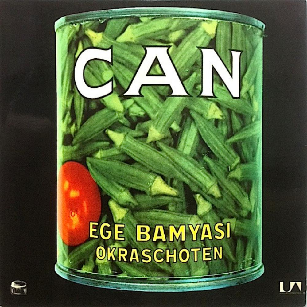 Ege Bamyasi by CAN album cover