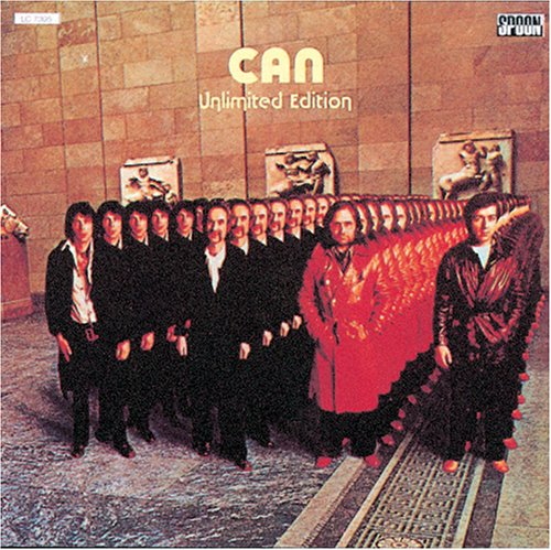 Can - Unlimited Edition  CD (album) cover