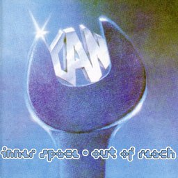 Can - Inner Space / Out of Reach  CD (album) cover
