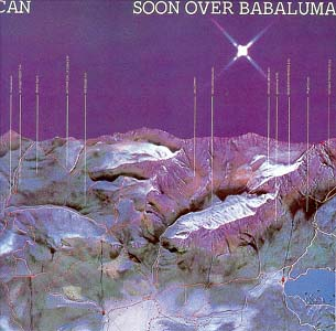 Can - Soon Over Babaluma CD (album) cover