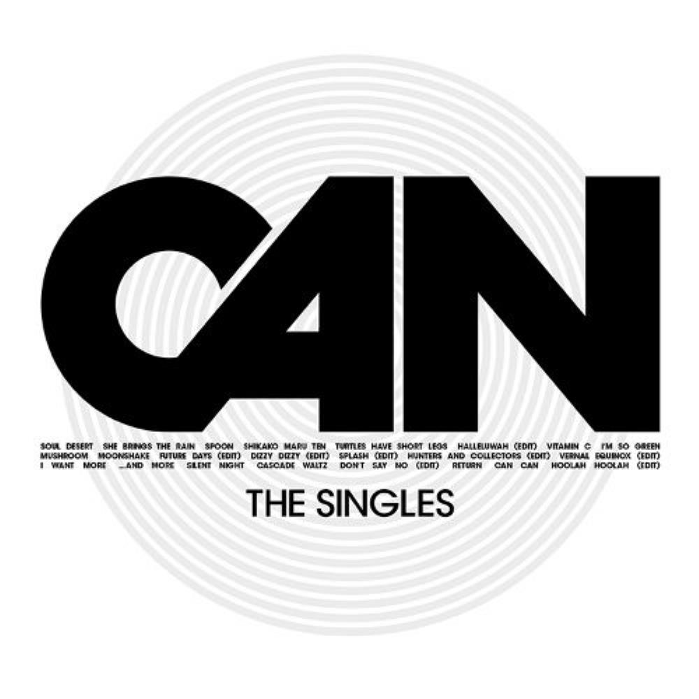 Can The Singles album cover