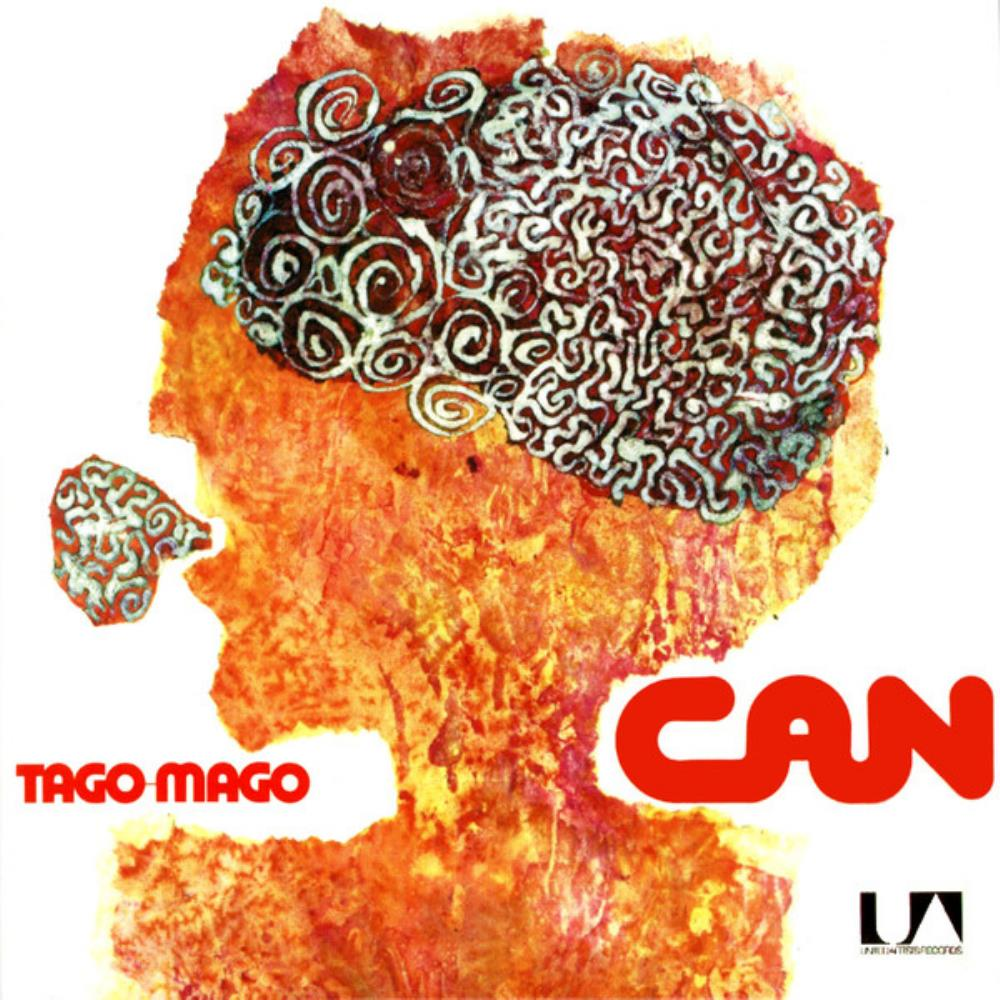 Can - Tago Mago CD (album) cover