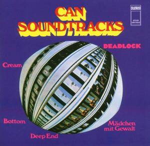 Can - Soundtracks CD (album) cover