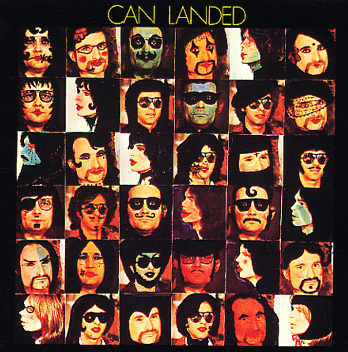 Can - Landed  CD (album) cover