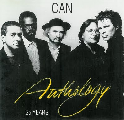 Can - Can Anthology CD (album) cover