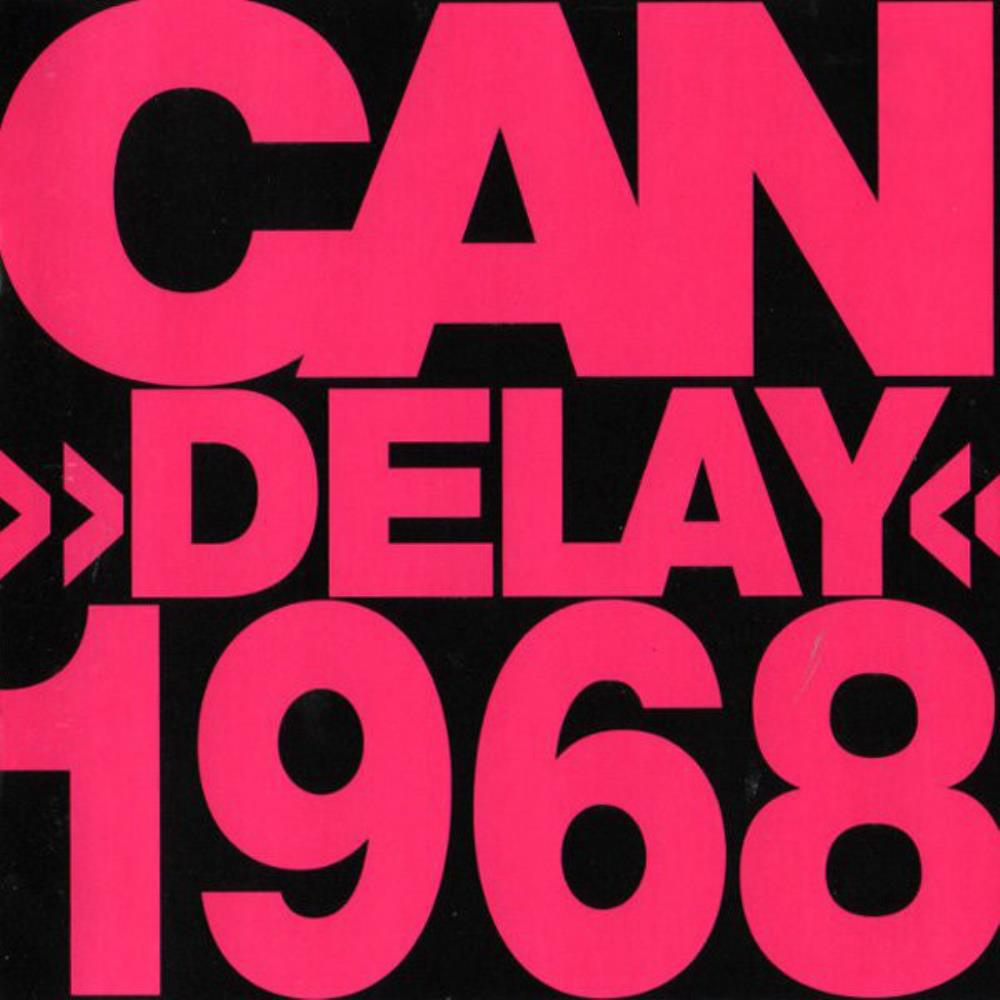 Can - Delay 1968 CD (album) cover