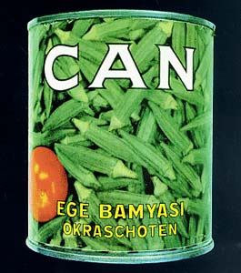 Can - Ege Bamyasi  CD (album) cover