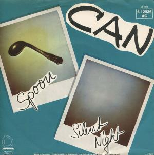 Can Spoon / Silent Night album cover