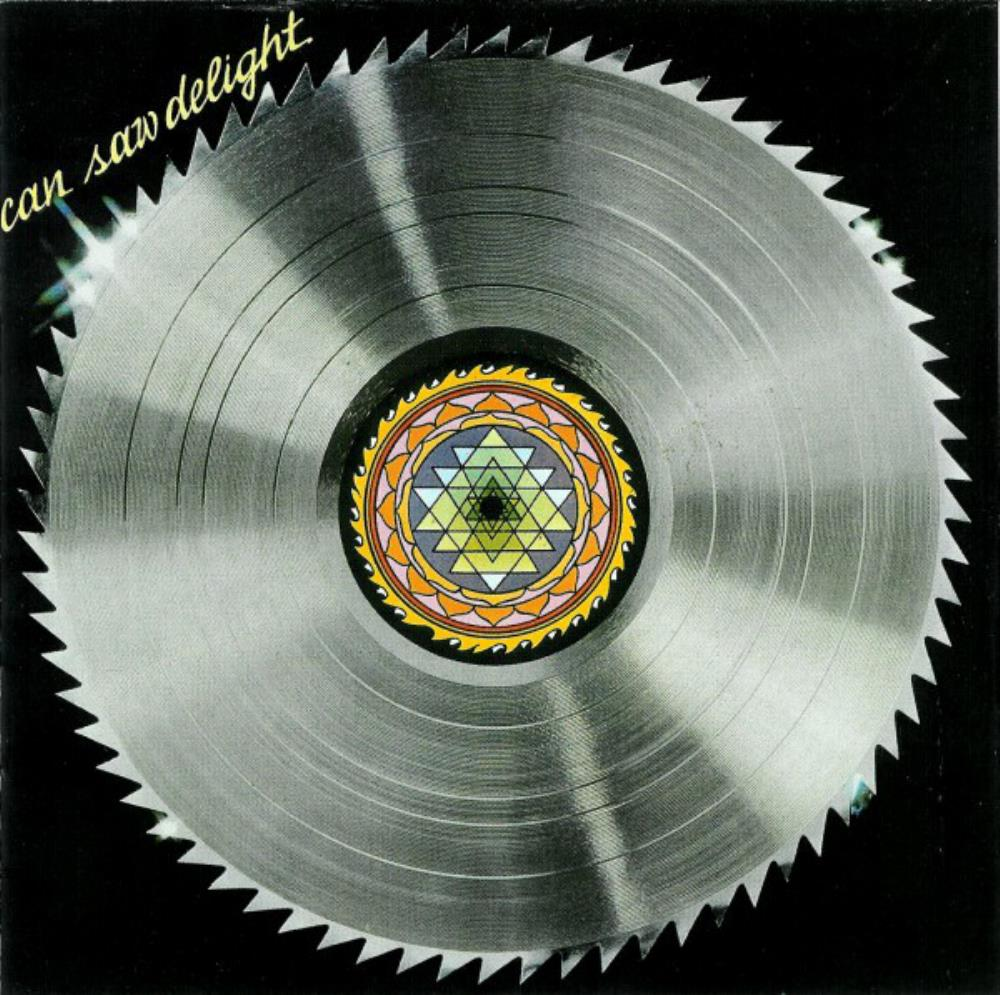 Can - Saw Delight CD (album) cover