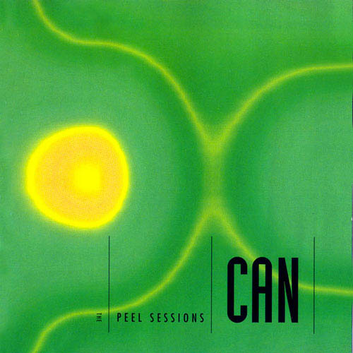 The Peel Sessions by CAN album cover