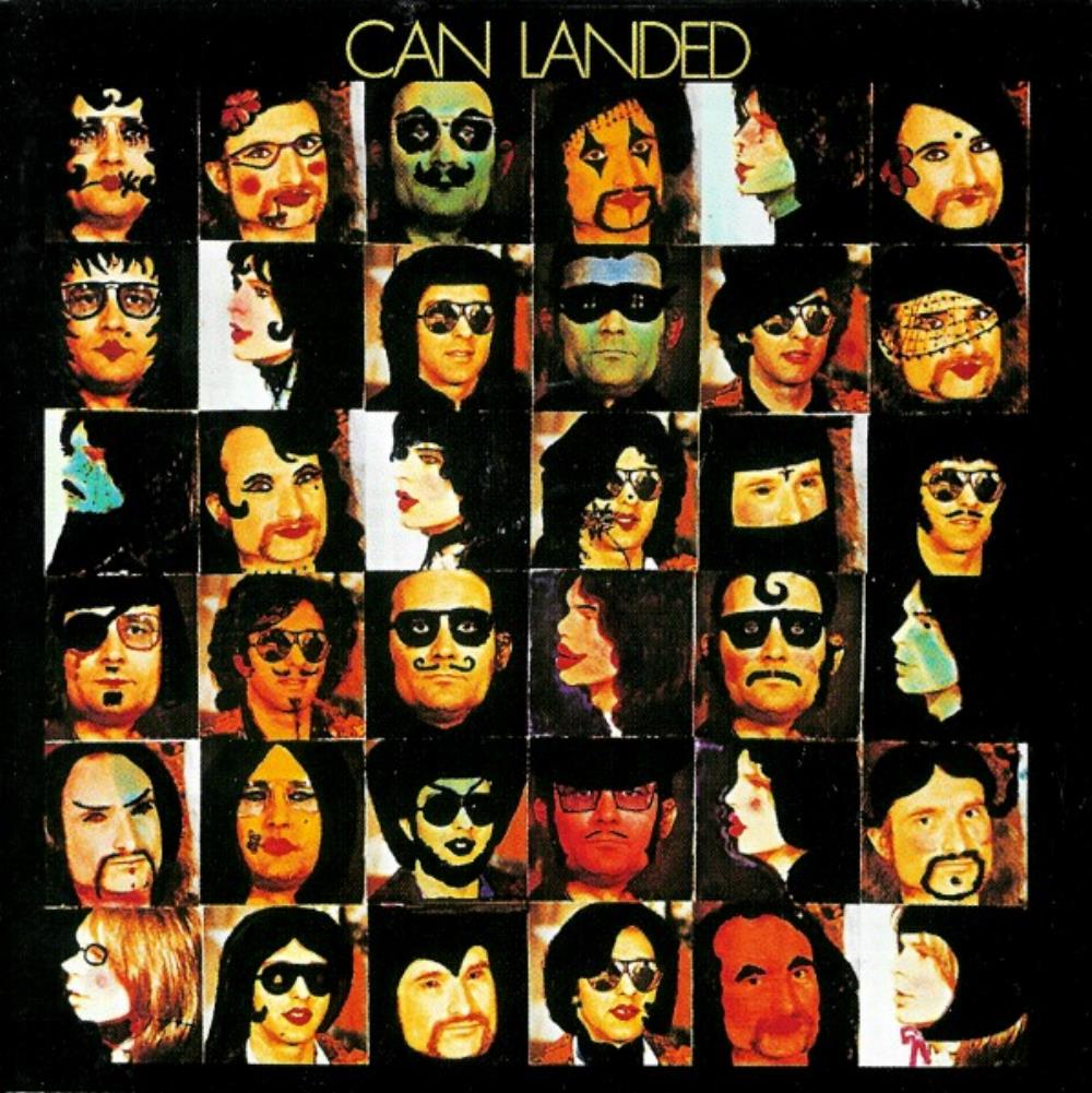 Can Landed album cover