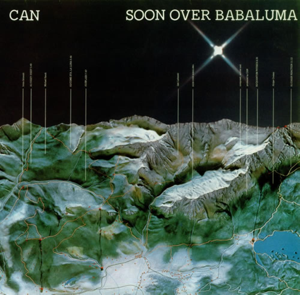 Can Soon Over Babaluma album cover