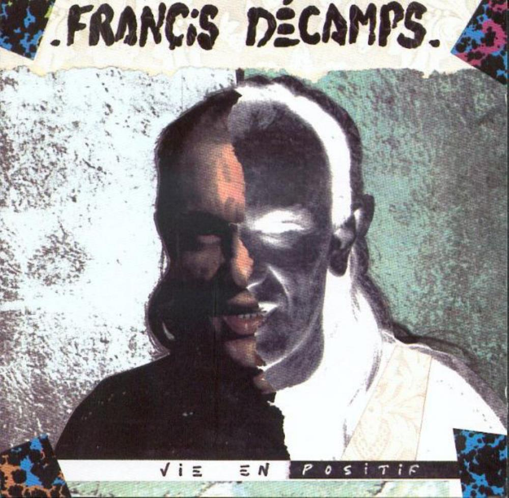 Vie En Positif by DÉCAMPS, FRANCIS album cover
