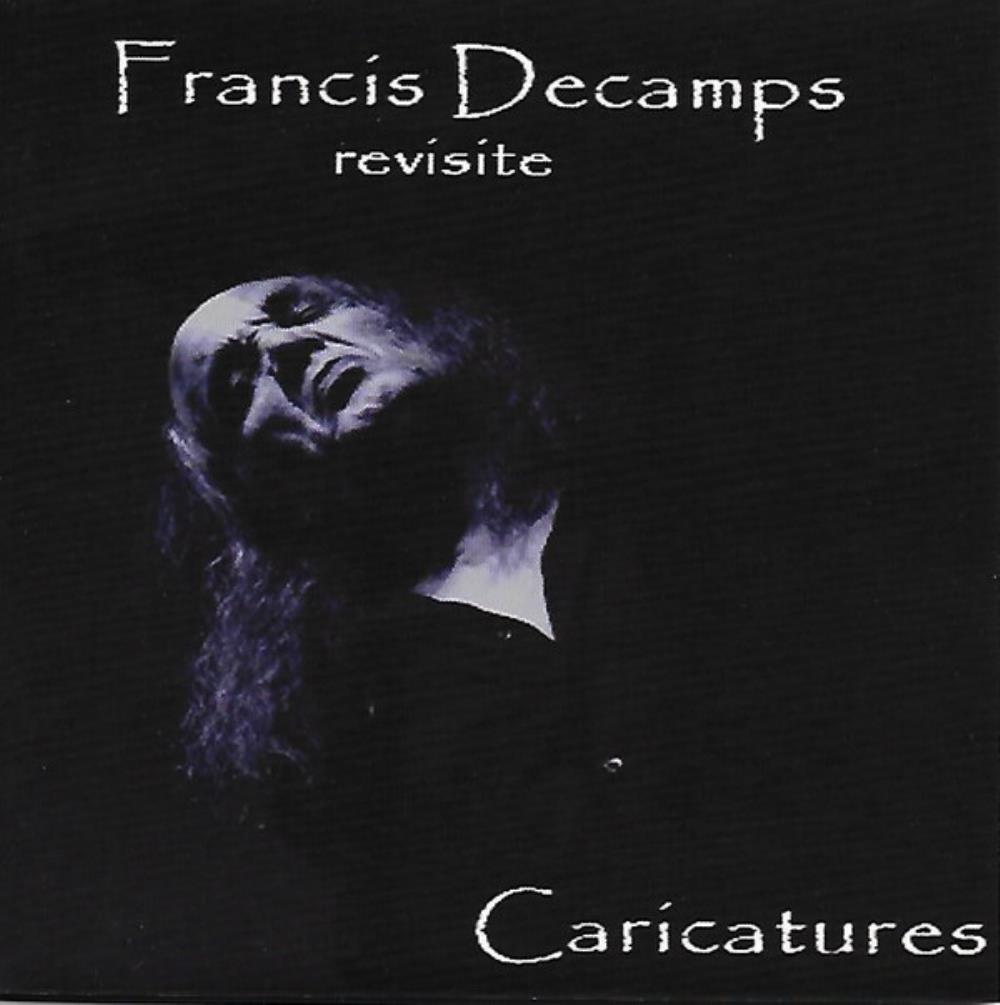 (Revisite) Caricatures by DÉCAMPS, FRANCIS album cover