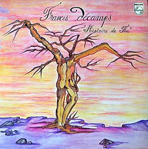 Histoire De Fou by DECAMPS, FRANCIS album cover